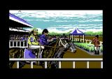 Omni-Play Horse Racing Commodore 64 Build up to the race.