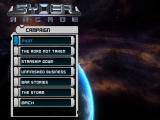 Syder Arcade Windows Overview of the six available missions