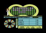 Wheel of Fortune: New Second Edition Commodore 64 Spin the wheel.