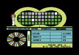 Wheel of Fortune: New Second Edition Commodore 64 Doing well.
