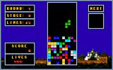 Tetris FM-7 More advanced stage. They all look identical, though. What a shame
