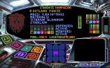 Protostar: War on the Frontier DOS Our science officer scans a heavily damaged pirate vessel.