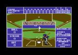 The Sporting News Baseball Commodore 64 Ready to hit.