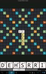 Wordfeud Android Gameplay
