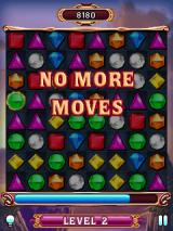 Bejeweled 3 J2ME No more moves