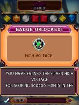Bejeweled 3 J2ME Getting a badge