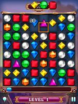 Bejeweled 3 J2ME Making a match