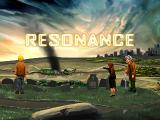 Resonance Windows The title screen when the four stories in the first chapter are completed.