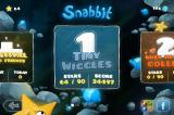 Snabbit iPhone Level set selector