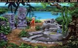Lost Secret of the Rainforest DOS The Fountain of Youth