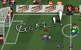 Super Action Ball DOS Goal!!..