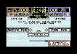Cyberball Commodore 64 Passing or running?
