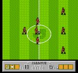 J.League Fighting Soccer: The King of Ace Strikers NES Kick off