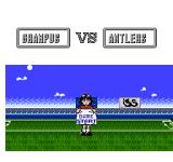 J.League Fighting Soccer: The King of Ace Strikers NES VS Screen