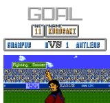 J.League Fighting Soccer: The King of Ace Strikers NES Goal