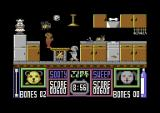 Sooty & Sweep Commodore 64 Two player game