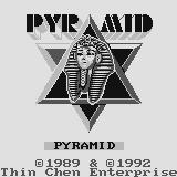 Pyramid Supervision Title screen.