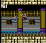Strider NES This shielded enemy is vulnerable only via his jumping speed