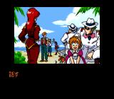 Fushigi no Umi no Nadia: The Secret of Blue Water TurboGrafx CD You can only TALK here. Not much interaction, eh?..