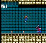 Strider NES This enemy shoots out sparks along the ground