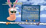 Worms: Ultimate Mayhem Windows Create your own team. Playboy worms?