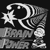 Brain Power Supervision Title screen.