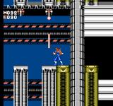 Strider NES Laser Guns on the roof