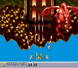 Ginga Fukei Densetsu: Sapphire TurboGrafx CD There is a DRAGON here! Helen's red spreading-fire weapon