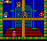 Pop 'n Magic TurboGrafx CD More haunted places. This fortress is populated by mummies