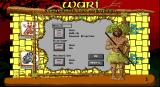 Wari: The Ancient Game of Africa DOS Setup screen