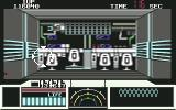 Space Gun Commodore 64 Mission 6. Be careful not to destroy the cockpit