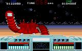 Space Gun Amiga Mission 3 Boss