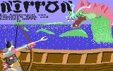 Nippon Commodore 64 Title screen