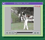 Power Golf 2: Golfer TurboGrafx CD Come on, let's do it!..