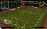 Striker '96 DOS Pitch View