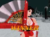 Fatal Fury: Wild Ambition PlayStation Mai wins
