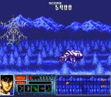 Kiaidan 00 TurboGrafx CD Robotic spiders!