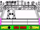 Boks ZX Spectrum The fight