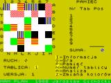 Mam Plan ZX Spectrum Alternate graphics