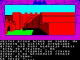 Metropolis 1 ZX Spectrum Beginning of the game