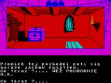 Metropolis 1 ZX Spectrum Inside the castle