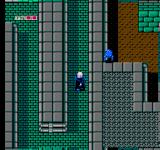 Fester's Quest NES Blue frogs that seem to have escaped from Blaster Master
