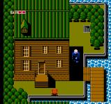 Fester's Quest NES Buildings Such as this are where Addams Family characters are waiting to give you items