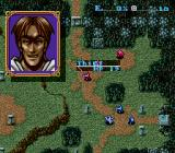 Kisō Louga II: The Ends of Shangrila TurboGrafx CD Advancing on the map