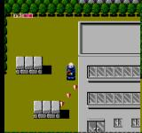 Fester's Quest NES Finding Gray buildings such as this often leads to a maze