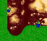 Lemmings TurboGrafx CD ...crawling through caves...