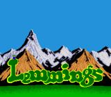 Lemmings TurboGrafx CD ...until you see this is all part of the title screen :)