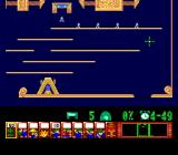 Lemmings TurboGrafx CD This level requires more of quick reaction