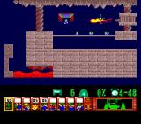 Lemmings TurboGrafx CD Bombers are needed to tackle this one