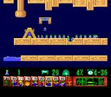 Lemmings TurboGrafx CD From this point on you are on your own - jobs are distributed evenly, 20 lemmings each